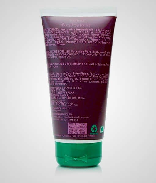 Sarv Aloe Vera Body Wash for Her 150 ML image 1 - 510 x 600