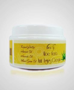 aloe vera anti aging cream 50 grams pack - 510 x 600