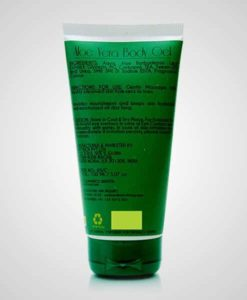 sarv aloe vera body gel 150 ml pack image 1 - 510 x 600