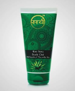 sarv aloe vera gel 150 ml pack image - 510 x 600