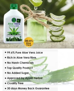 sarv pure aloe vera juice benefits – 510 x 600