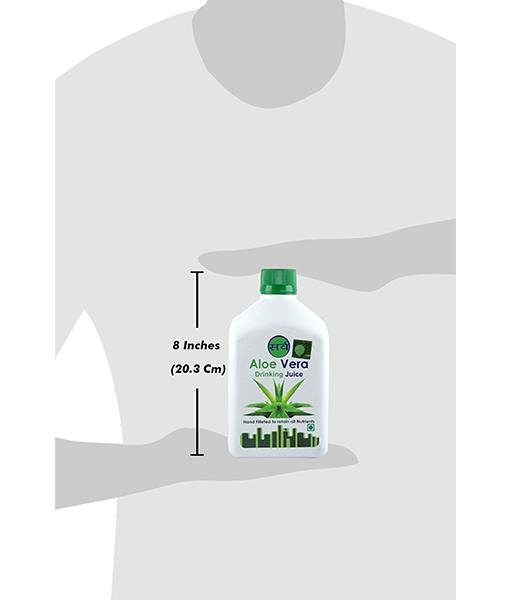 sarv pure aloe vera juice bottle size - 510 x 600