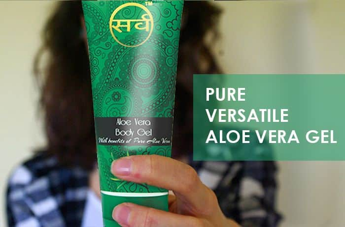 aloe vera gel for skin and hair care - 700 x 470